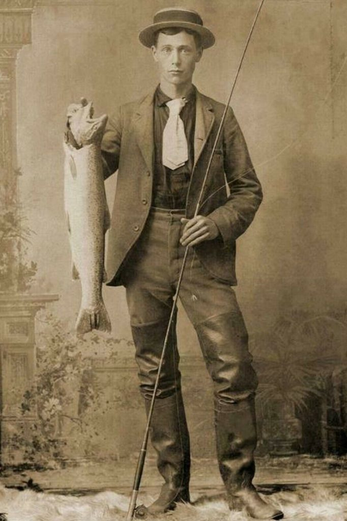The_History_Of_Sportfishing_Birth of Flyfishing